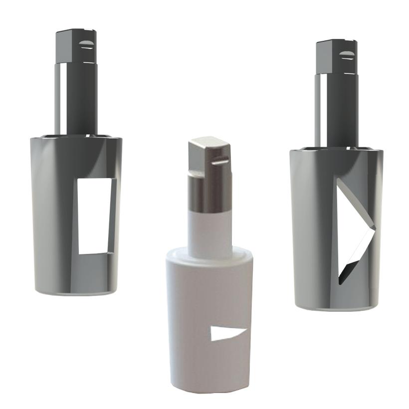 Regelkükenhähne linear/gleichprozentig, metallisch oder ausgekleidet